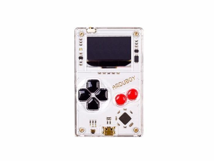 Arduboy - Arduino-Based Handheld Game Console - Derivative Boards