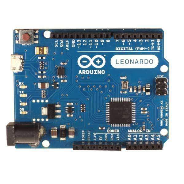 Arduino Leonardo (With Headers) - Original Boards