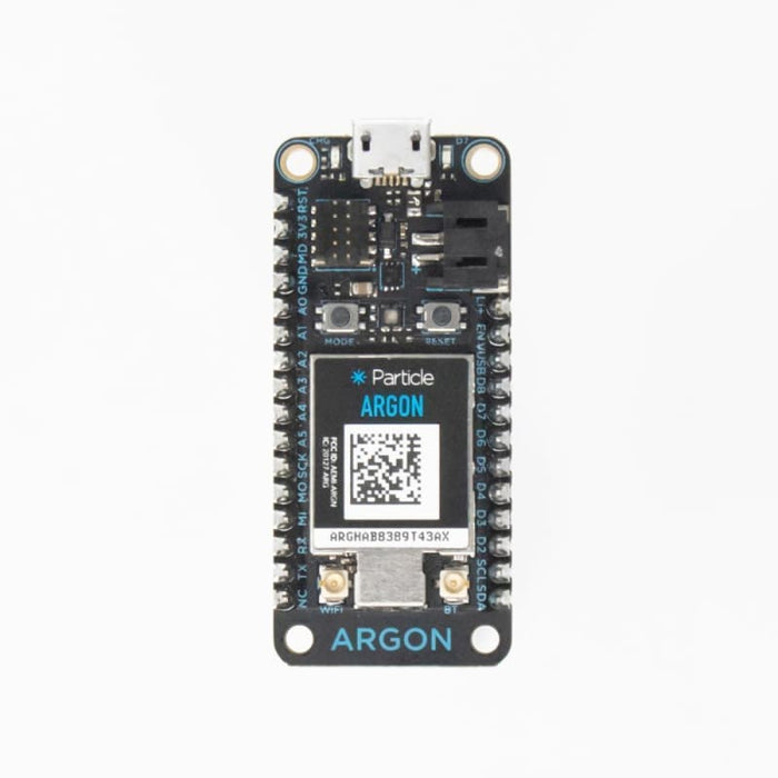 Argon - Iot Development Board (Wi-Fi + Mesh + Bluetooth) - Bluetooth