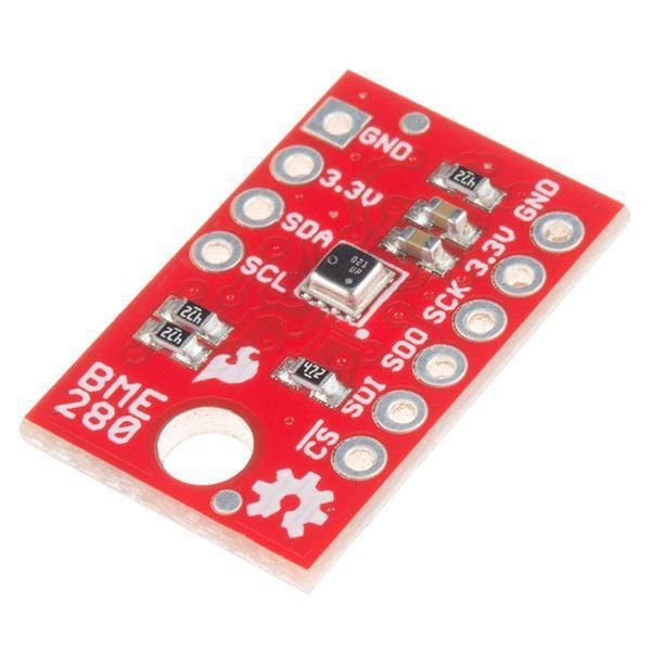 Atmospheric Sensor Breakout - Bme280 (Sen-13676) - Atmospheric
