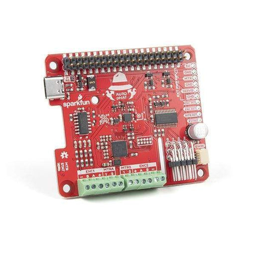 Auto pHAT for Raspberry Pi - Component