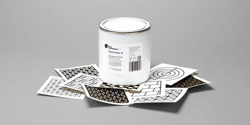 Bare Conductive Electric Paint - 1 Litre - Tools