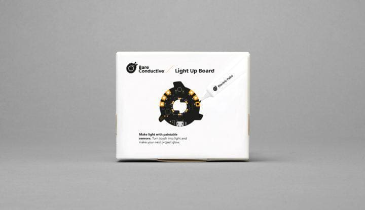 Bare Conductive Light Up Board - Leds