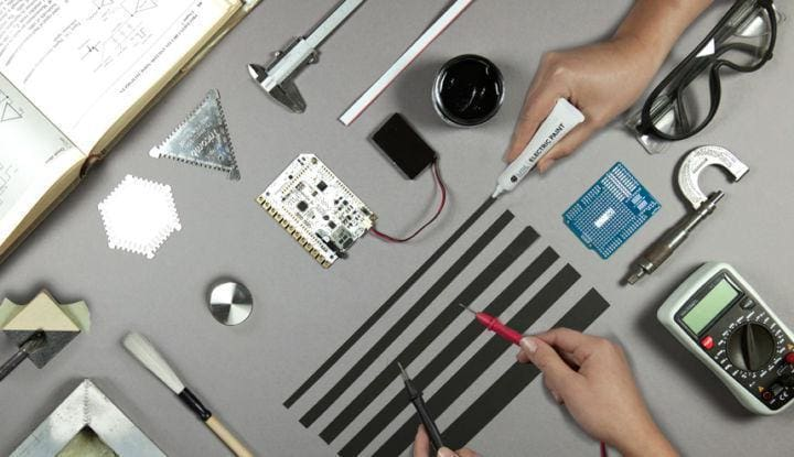 Bare Conductive Touch Board - Pro Kit - Derivative Boards