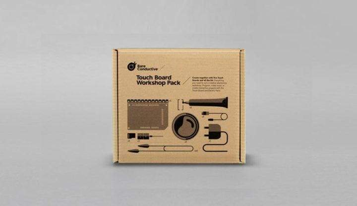 Bare Conductive Touch Board - Workshop Pack - Kits