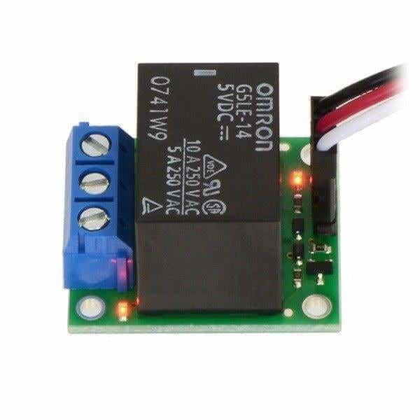 Basic Spdt Relay Carrier With 5vdc Relay  Assembled