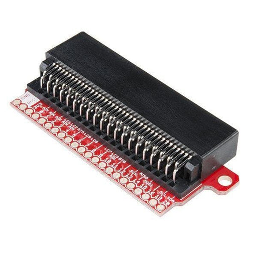 Bbc Micro:bit Connector Breakout (Bob-13988) - Connectors