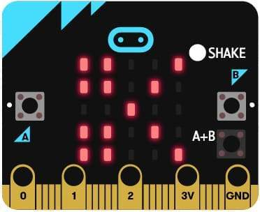 BBC micro:bit Rock Paper Scissors Game - Education