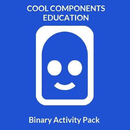 Binary Activity Pack - Education