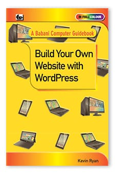 Build Your Owm Website With Wordpress - Books