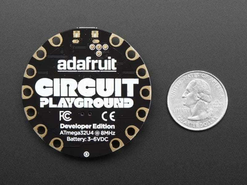 Circuit Playground Classic (Id: 3000) - Dev Boards