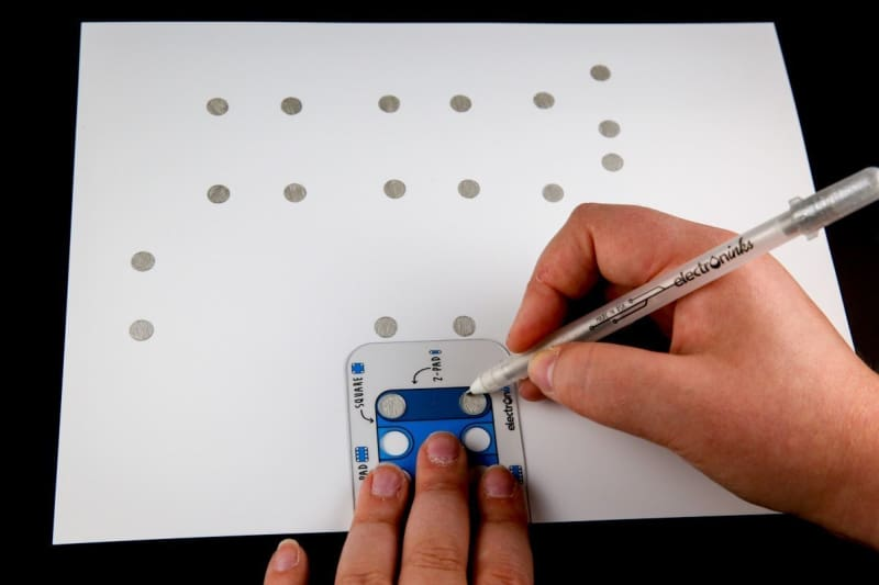 Circuit Scribe Conductive Ink Basic Kit - Education