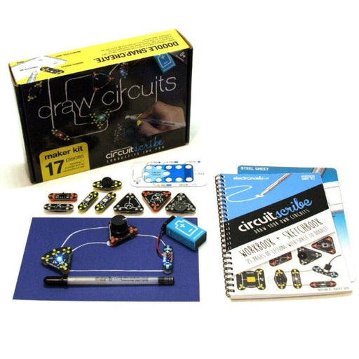 Circuit Scribe Conductive Ink Maker Kit - Education