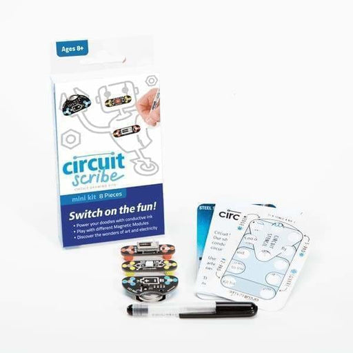 Circuit Scribe Mini Maker Kit - Conductive Ink