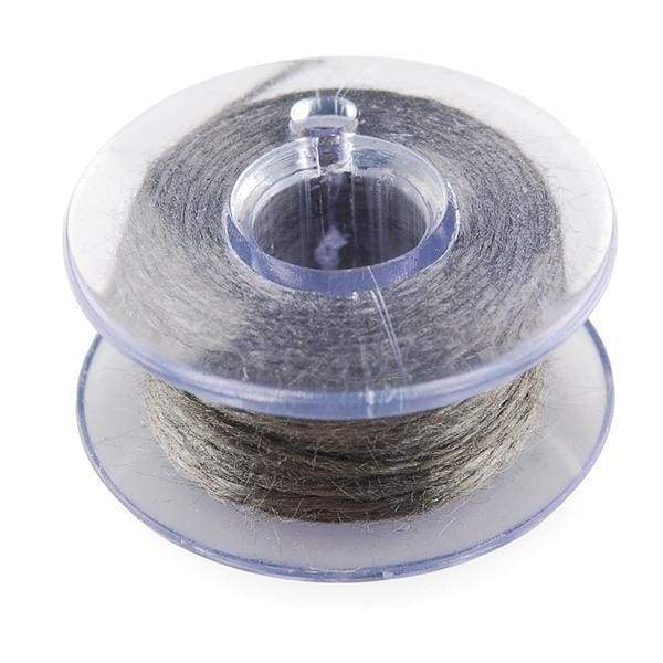 Conductive Thread Bobbin - 30Ft - Lilypad