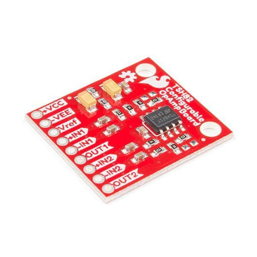 Configurable Opamp Board - Tsh82 (Bob-14874) - Active Components