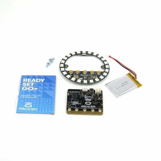 Cool Components Bbc Micro:bit With Zip Halo Bundle - Kits