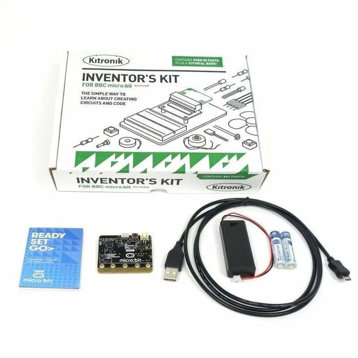 Cool Components Bbc Micro:bit With Inventors Kit Bundle - Kits