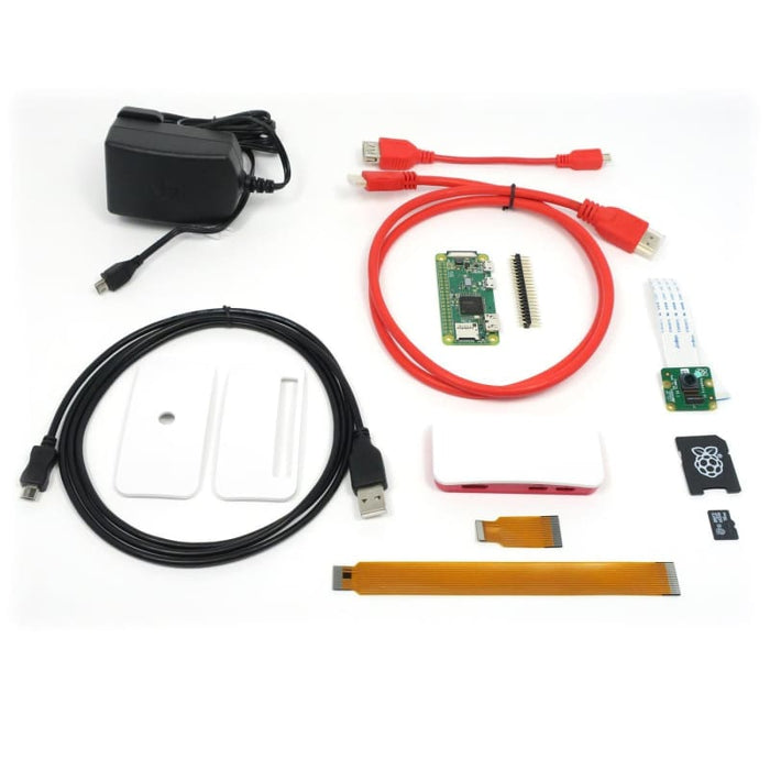Cool Components Raspberry Pi Zero W Deluxe Bundle - Raspberry Pi Kits
