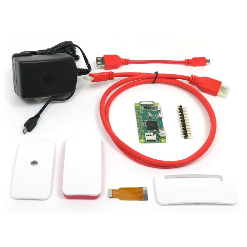 Cool Components Raspberry Pi Zero W Starter Bundle - Raspberry Pi Kits