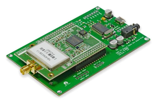 DAB DAB+ FM Digital Radio Development Board Pro2 with SlideShow - Other
