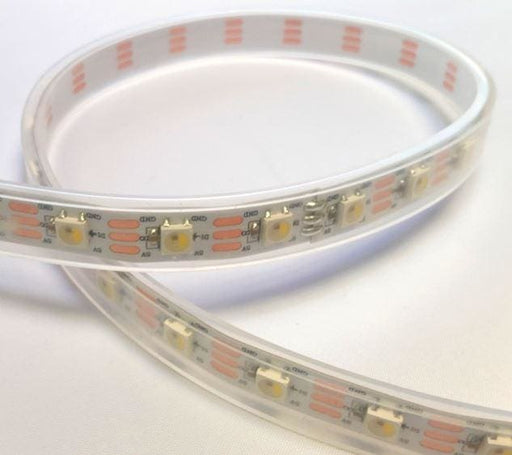 Digital Rgbw Addressable Led Weatherproof Strip 60 Led Cool White - 1M - Leds