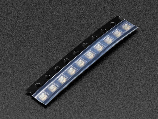 Dotstar Micro Leds (Apa102-2020) - Smart Smd Rgb Led - 10 Pack - Leds