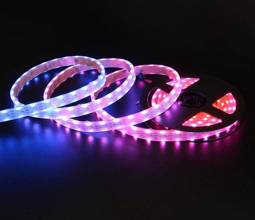 Double Row 120 LEDs/m SK6812 RGB Side Emitting Addressable Weatherproof LED strip - 1m (Adafruit NeoPixel Compatible) - LEDs