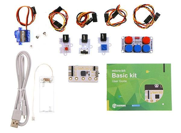 ElecFreaks Basic Kit (without micro:bit) - Micro:bit