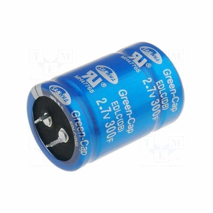 Electrolytic Super Capacitor 300F 2.7V - Passive Components
