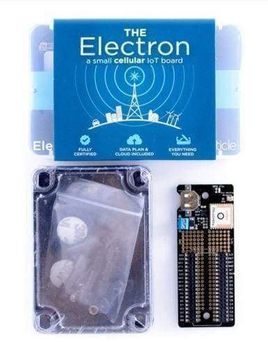 Electron Asset Tracker Kit 2G + Data - Global - Gprs Cellular