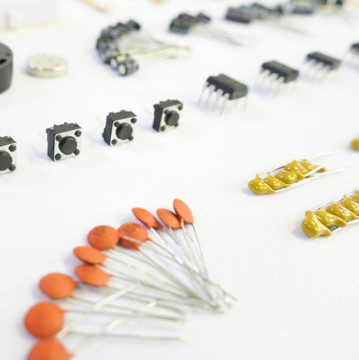 Electronic Parts Kit - Passive Components