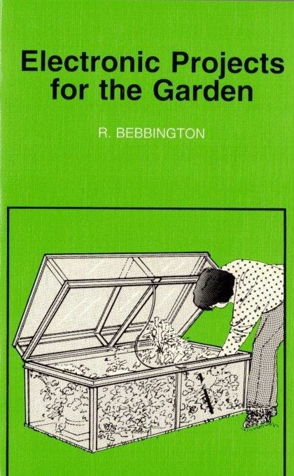 Electronic Projects for the Garden - Books