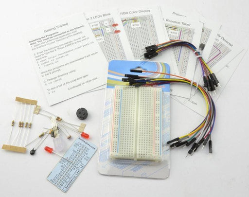 Electronics Starter Kit for Raspberry Pi - Raspberry Pi