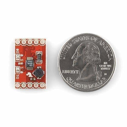Energy Harvester - Ltc3588 Breakout (Bob-09946) - Breakout Boards