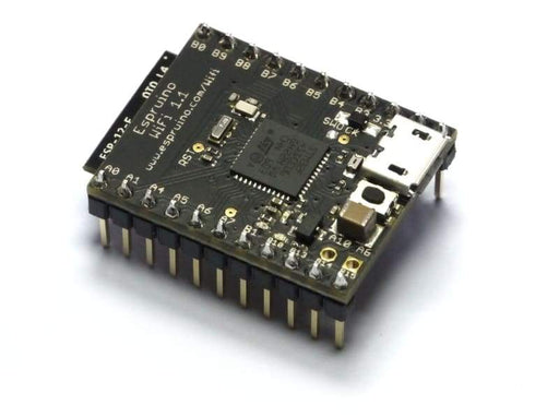Espruino Wifi With Esp8266 Running Javascript - Arm Processor Based