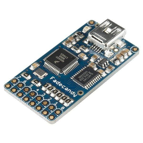 Fadecandy Neopixel Driver - Usb-Controlled Dithering (Id: 1689) - Other