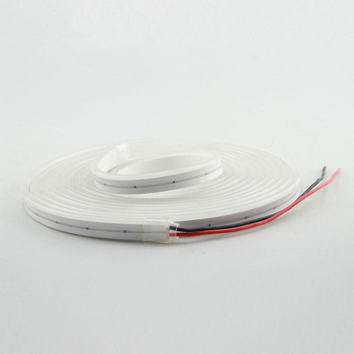 Flexible Silicone Neon-Like Led Strip - 5 Meter - Cold White - Leds