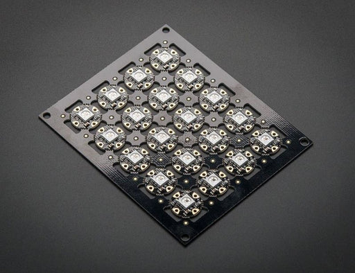 Flora Rgb Smart Neopixel Version 2 - Sheet Of 20 (Id: 1559) - Leds