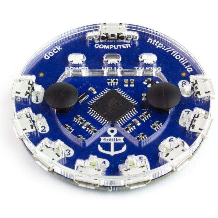Flotilla - Dock - Breakout Boards