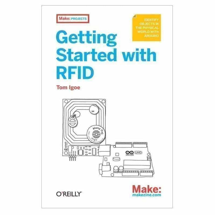Getting Started With Rfid - Books