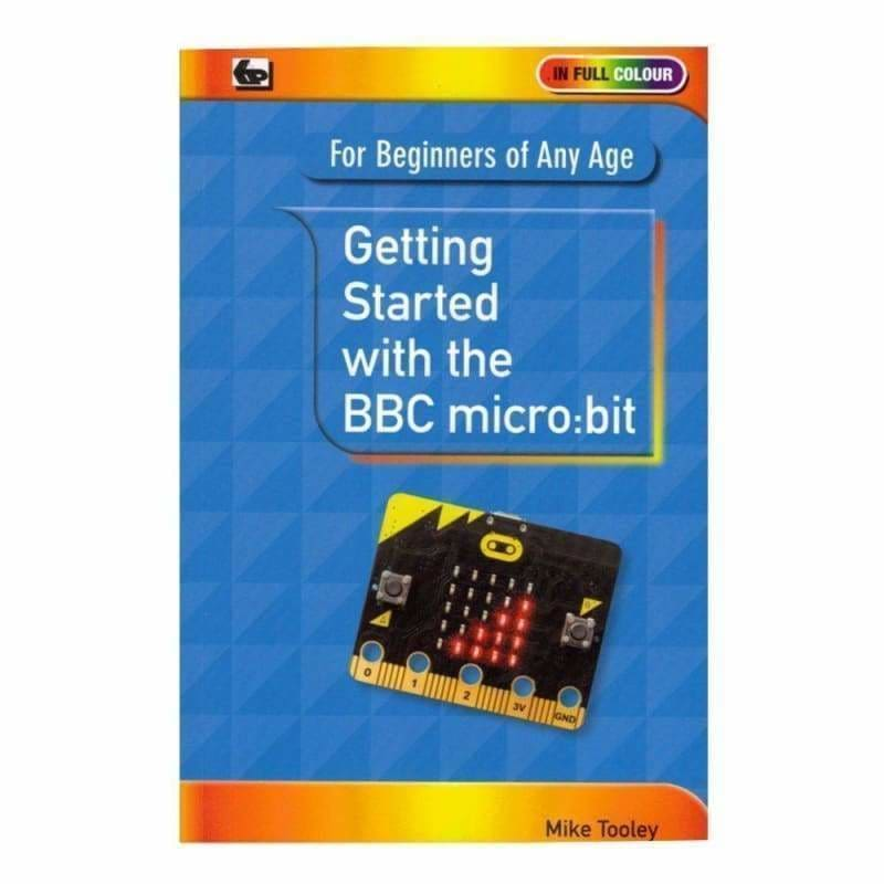 Getting Started With The Bbc Micro:bit - Books