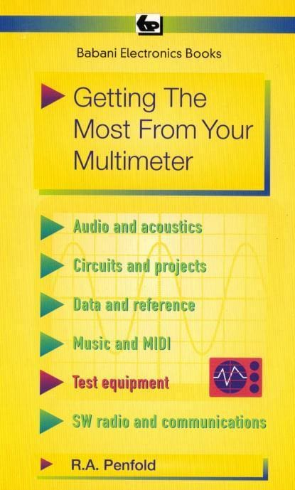 Getting The Most From Your Multimeter - Books
