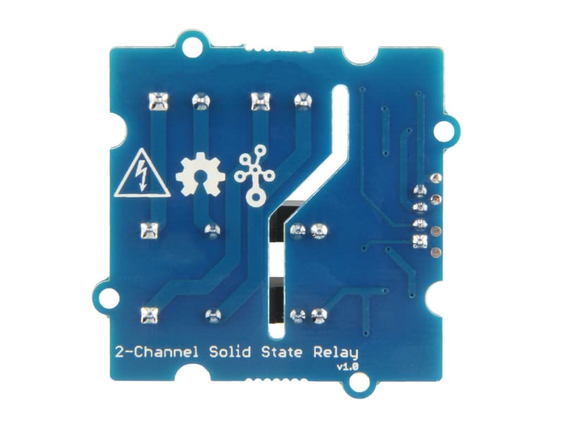 Grove - 2-Channel Solid State Relay - Active Components