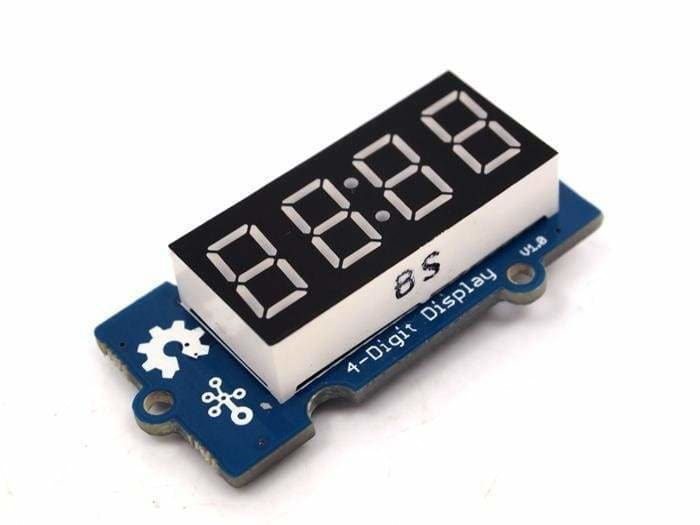 Grove - 4-Digit Display - Grove