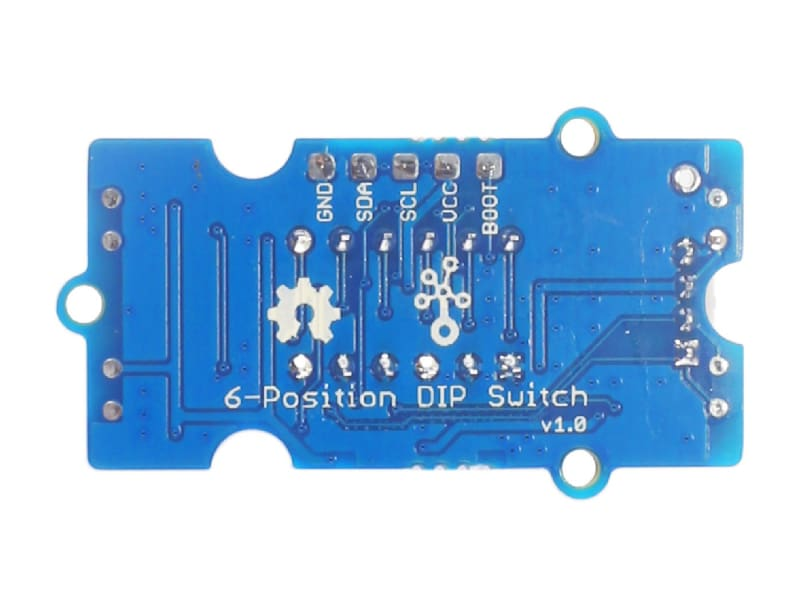 Grove - 6-Position Dip Switch - Switches