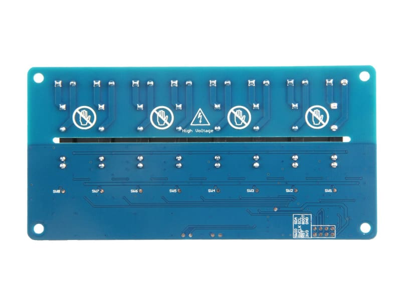Grove - 8-Channel Solid State Relay - Active Components