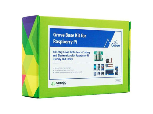 Grove Base Kit for Raspberry Pi - Grove