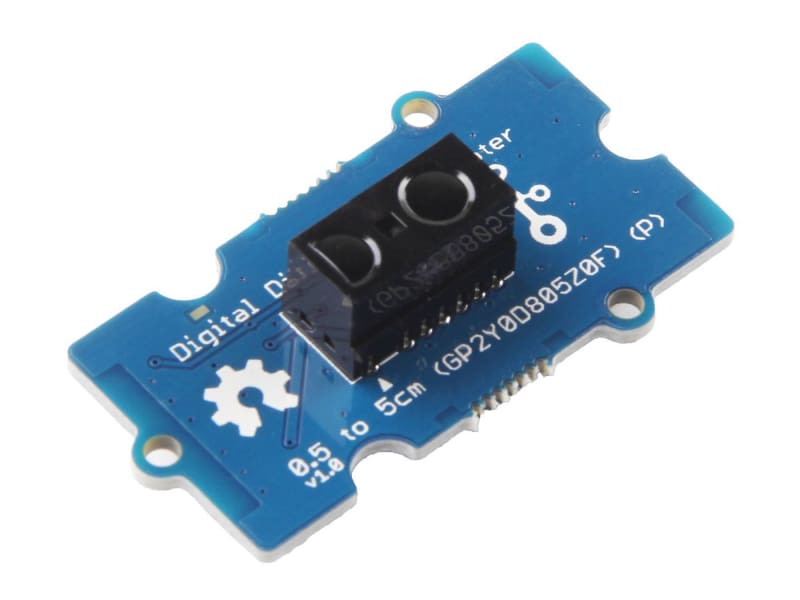 Grove - Digital Distance Interrupter 0.5 To 5Cm(Gp2Y0D805Z0F)(P) - Grove