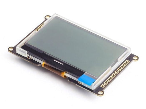 Grove I2C Lcd Display W/ Universal Grove Cable - Lcd Displays